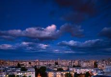 neighborhood Στοκ Εικόνα