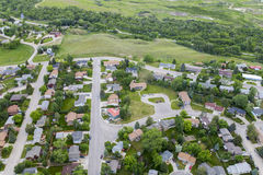 Neighborhood Aerial Stock Images