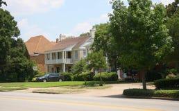 Neighborhood building Stock Image