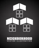 Neighborhood Stock Image