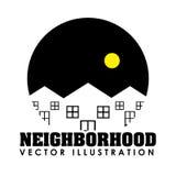 Neighborhood Royalty Free Stock Photo