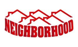 Neighborhood Stock Photography