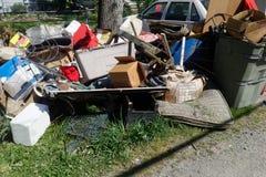 Neighborhood Eyesore Royalty Free Stock Image