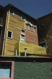 The neighborhood of La Boca Stock Images