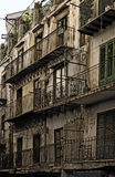 Neighborhood of Palermo Royalty Free Stock Photo