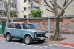 Neighborhoods of taipei living community Stock Photo