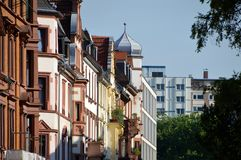 Neighbourhood, Town, City, Building Royalty Free Stock Photography