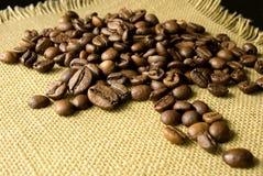 Neigung für Kaffee Stockbild