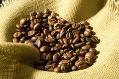 Neigung für Kaffee Stockfotografie