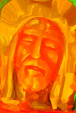 Neigung von Jesus vektor abbildung