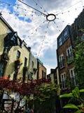 Neil's Yard London royalty free stock photo