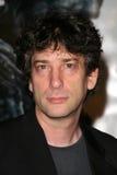Neil Gaiman fotografía de archivo libre de regalías