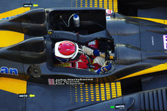 Neil Garner Motorsport Royalty Free Stock Photo