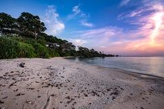 Neil Island Andaman et Nicobar images stock