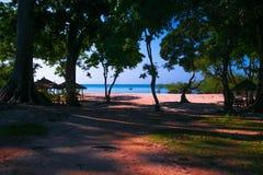 Neil Island Andaman et Nicobar photos stock