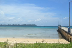 Neil Island(Andaman)--3. Stock Photography