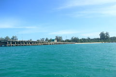 Neil Island(Andaman)--5. Royalty Free Stock Image