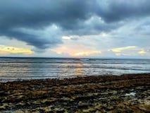 Neil Island Sunset Point fotos de stock royalty free