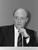 Neil Kinnock Imágenes de archivo libres de regalías