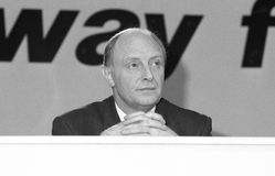 Neil Kinnock Stock Photo