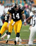 Neil nolla-` Donnell, av Pittsburgh Steelers royaltyfria foton