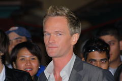 Neil Patrick Harris Stock Photo