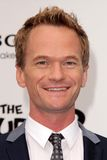 Neil Patrick Harris, das Smurfs stockfotos