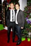 Neil Patrick Harris and David Burka Royalty Free Stock Photography