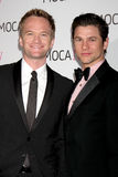 Neil Patrick Harris,David Burtka Stock Photos