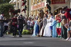 Neil Patrick Harris - Disney World Stock Photography