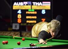 Neil Robertson of Australia Royalty Free Stock Photo