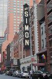 Neil Simon Theater, New York City Image libre de droits