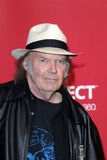 Neil Young Fotografia de Stock