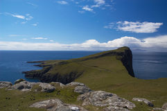 Neist Point. Skye landscape Stock Image