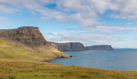 Neist Point Cliffs Stock Photography