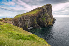 Neist Point Cliffs Royalty Free Stock Image