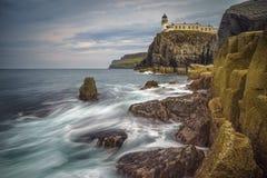 Neist Point, Isle of Skye royalty free stock photo