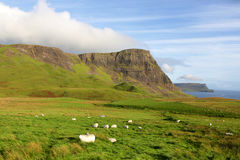 Neist Point, Isle of Skye, Scotland Royalty Free Stock Photography