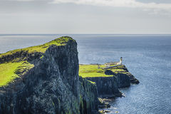 Neist Point - Isle of Skye Royalty Free Stock Photography