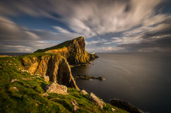 Neist Point Lighthouse royalty free stock image