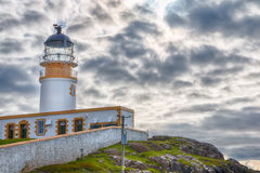 Neist Point Lighthouse HDR Royalty Free Stock Images