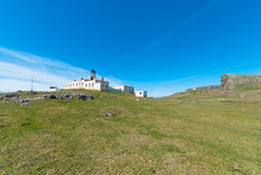 Neist Point Lighthouse Stock Image