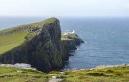 Neist Point Lighthouse Stock Image