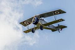Neiuport 17 French Fighter WWI