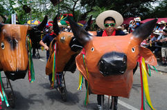 Neiva - Colômbia Fotografia de Stock