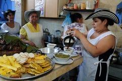 Neiva - la Colombia Fotografie Stock