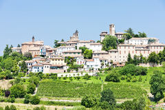 Neive, Italy Stock Photography