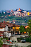 Neive, Le Langhe (Piedmont, Italy) Royalty Free Stock Image
