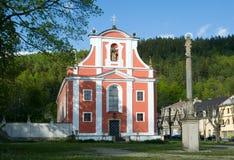 Nejdek, República Checa fotos de archivo