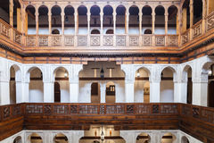 Nejjarine museum, Fez royaltyfria bilder